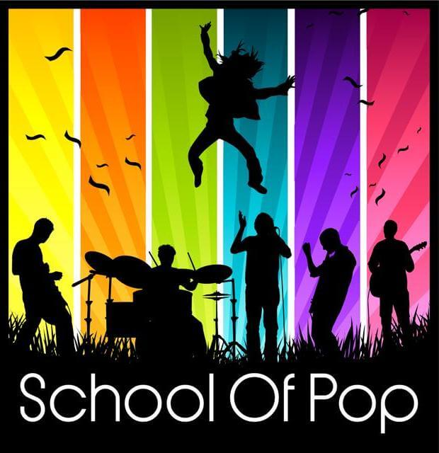 Logo School Of Pop