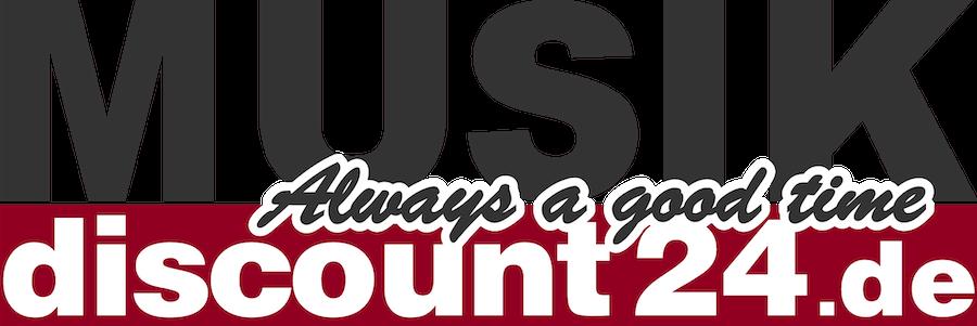 Logo musik discount 24